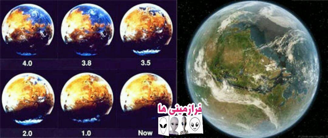چه اتفاقی برای مریخ افتاد که زندگی و حیاط در مریخ نابود شد