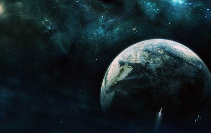 آیا زمین های دیگر و یا موجودات و انسان های دیگری نیز در فضا هستند؟